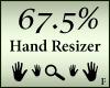 Hand Scaler 67.5%