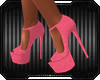 Pink Mary Jane Heels