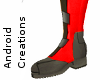 HEV Boots (red)