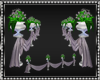 Wedding Flowers Pedestal