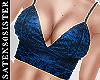 *S* Velvet Luxe | Blue