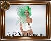 AD! Green Mermaid Hair