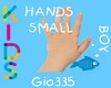[Gio]KIDS HANDS SMALL M