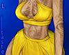 """""""Chun-Li"""" yellow"""