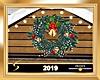 Winter Cottage-Wreath