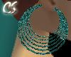 6Hoops - Turq Shimmer