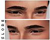 $ dark fleeky brows