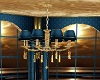 Blue Luxury Chandeliers