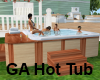 Estate GA Hot Tub