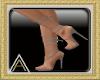 (AL)Strappy Heels Grey