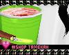 Plastic Cup Green