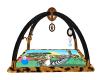 Leopard Playmat