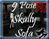 [W] 9 Pose Skully Sofa
