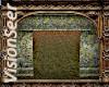 Mossy Stone Wall Piece 3