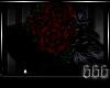 ~V~ Gothic Rose Hat
