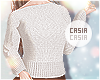 Basic Knit White