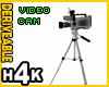 H4K Video Camera Derive
