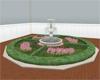 (20D) Garden fountain