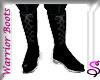 Warrior Boots - Black