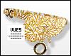 v. Floral Waist Bag