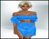 BeachWear Tropical Blue