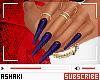 Ⴕ Nails W Rings