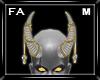 (FA)ChainHornsM Gold4