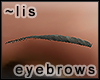 Eyebrows: mouse
