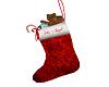 his angel stocking