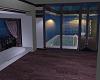 night pool home