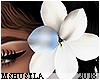 White Flower~Left