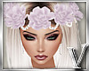 *V* Demi Flower Crown V2