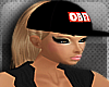 oBEY cAP aND pONYTAIL