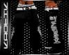 {k}White hardstyle jeans