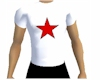 Red Star Tee Shirt