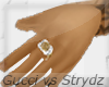 [GES]GoldxSilver Ring R1