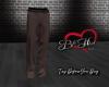 Belted Brown Slacks