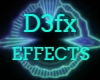 [LM] D3fx  EFFECTS