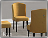 Rus: Costa dining chairs