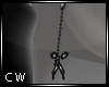 !C PVC Pendant Bows