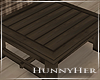 H. Country Coffee Table