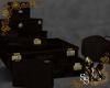 Steampunk Travel Luggage