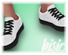 ᴷ Shoes. 02 | W&B