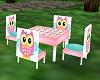 Laini's Owl Doll House
