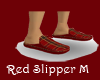 Red Slipper M