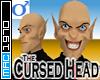 Cursed Head (Bald)
