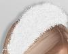 f. thick fur headband