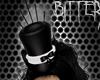 Saloon Girl Hat White