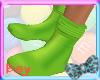 x!Grouchy Boy Socks