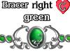 Bracer1 Green RIGHT